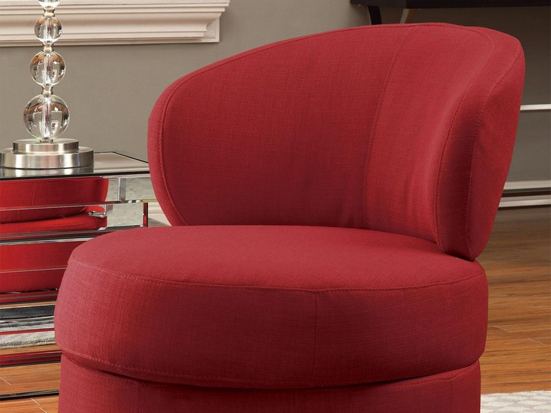 Swivel Chair Living Room Furniture