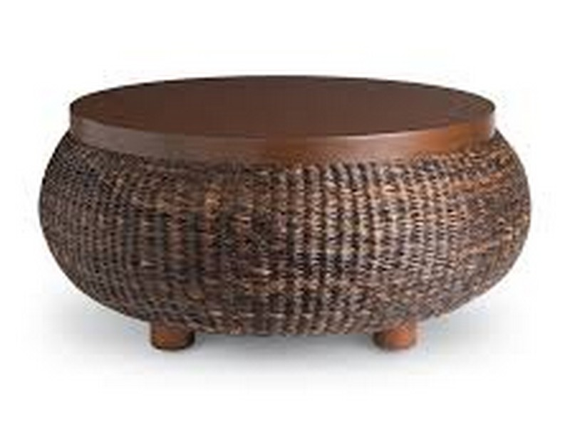 Swivel Coffee Table Wood