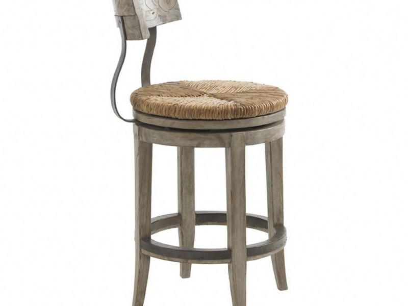 Swivel Counter Stools With Low Back