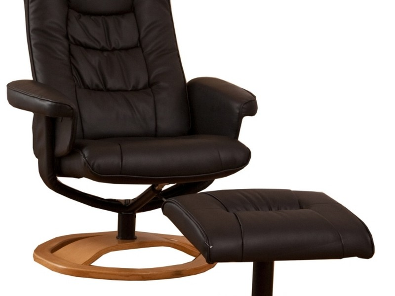 Swivel Recliner Chairs With Footstool