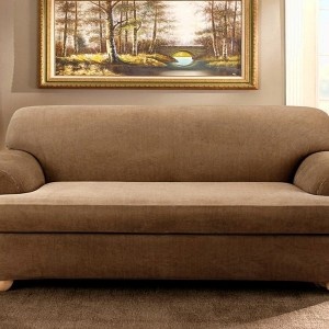 T Cushion Sofa Slipcovers 4 Piece