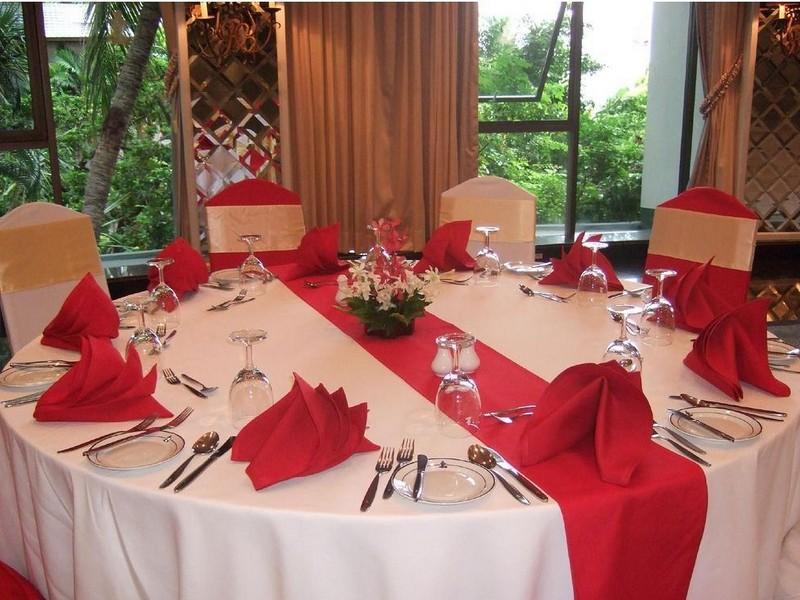 Table Linens For Weddings Ideas