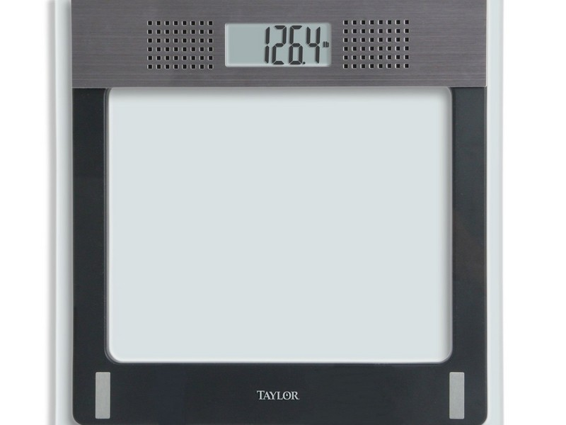 Talking Bathroom Scales With Memory