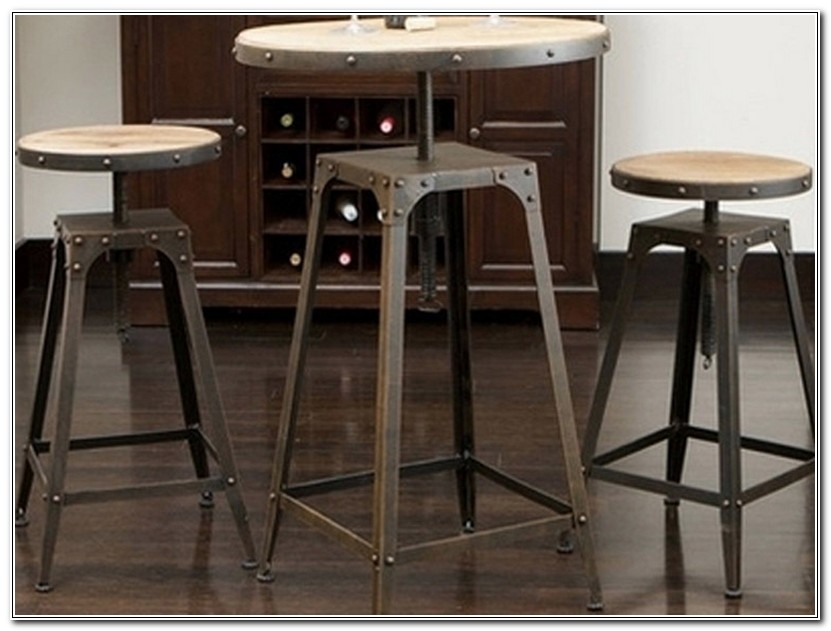 Tall Bar Table And Chairs