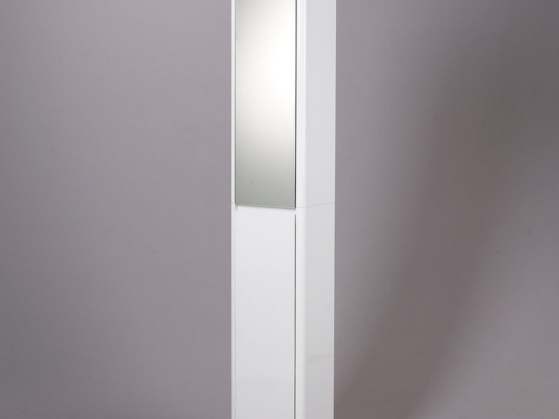 Tall Bathroom Cabinet With Mirror