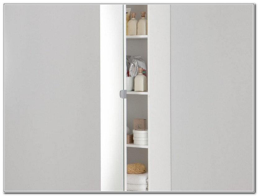 Tall Bathroom Storage Cabinets With Doors