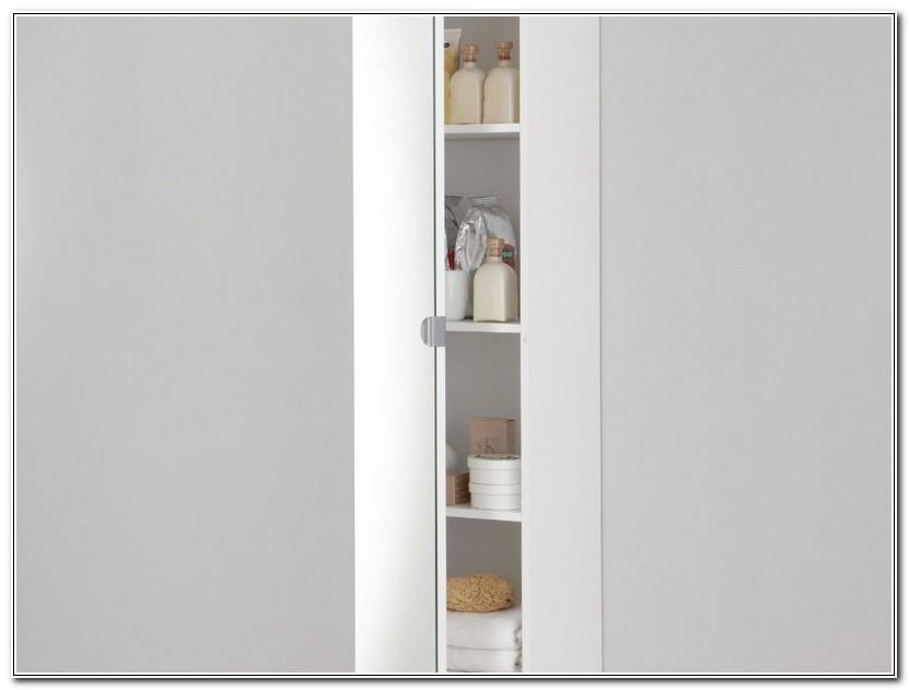 Tall Bathroom Storage Cabinets With Doors