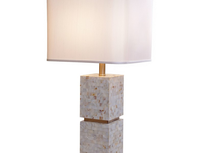 Tall Brushed Nickel Table Lamps