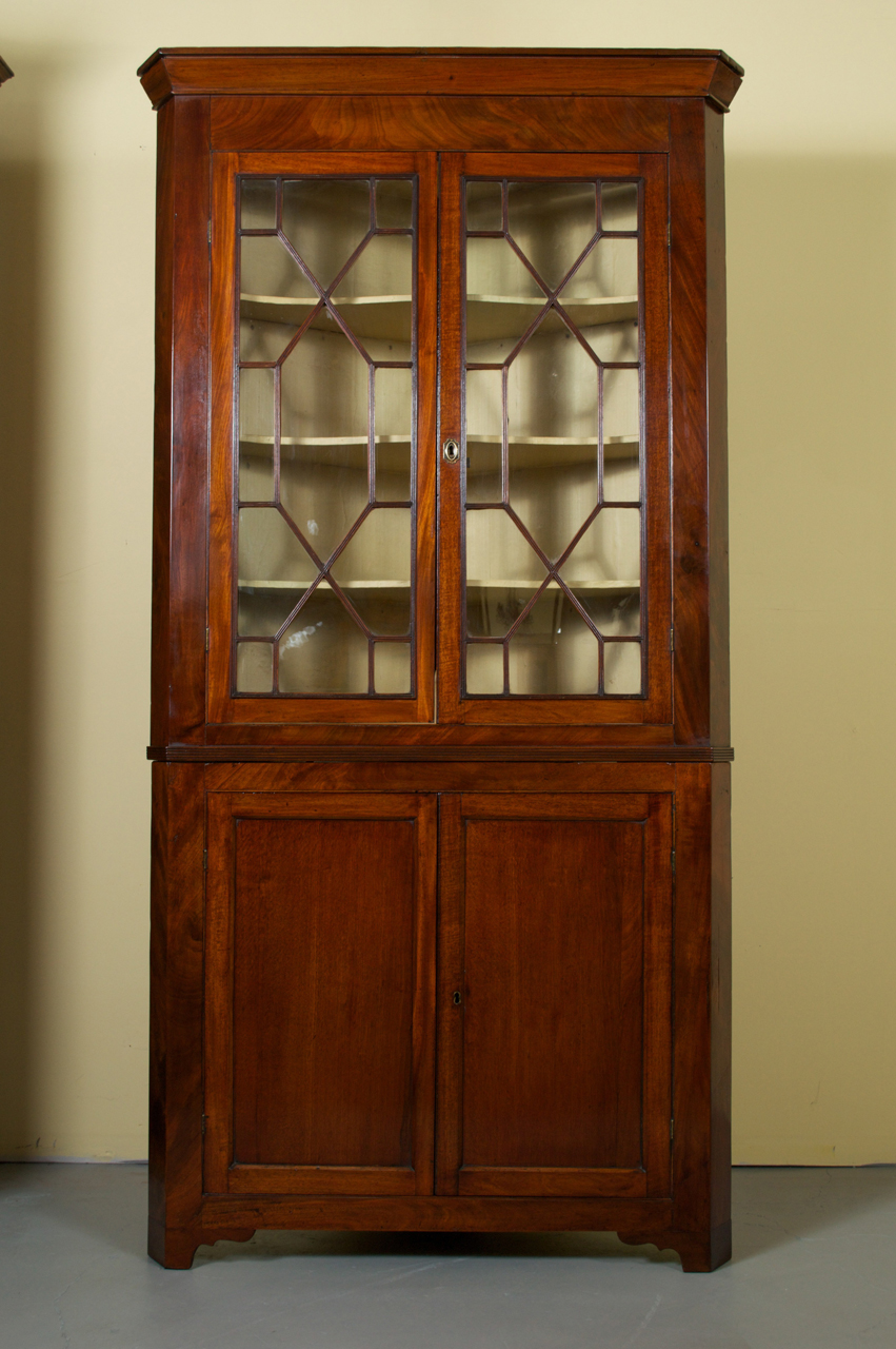 Tall Corner Cabinet With Doors
