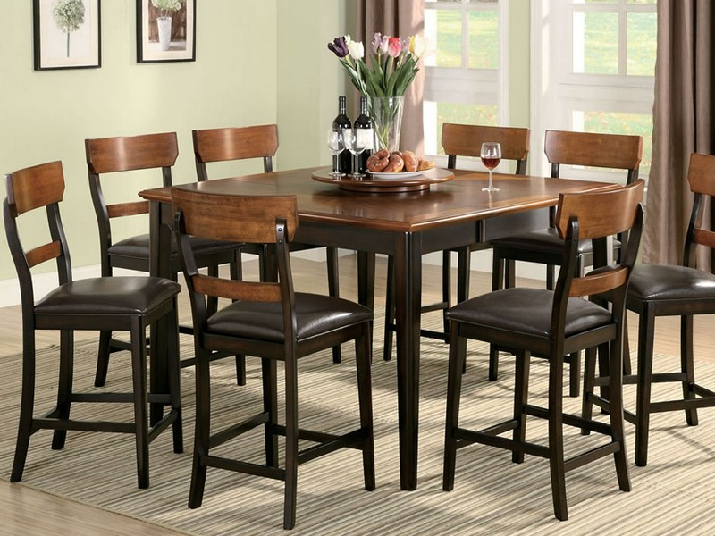 Tall Dining Room Tables Sets