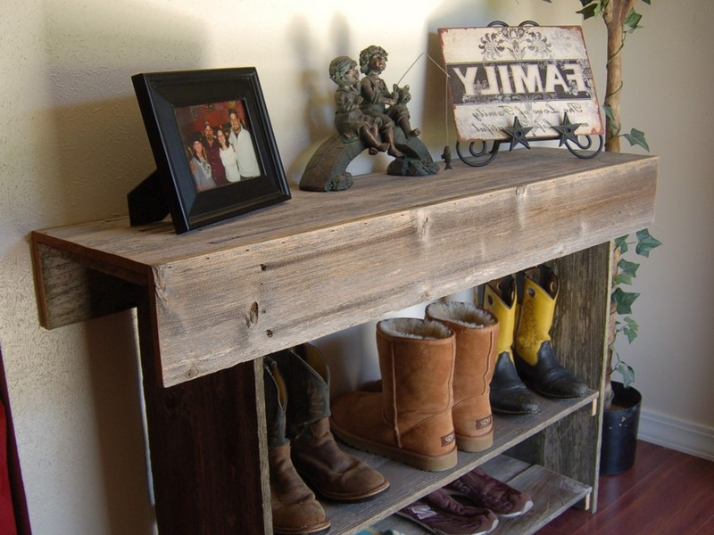 Tall Entryway Table
