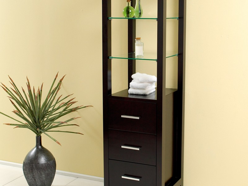 Tall Linen Cabinet For Bathroom