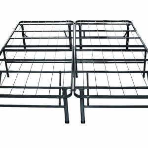 Tall Metal Bed Frame Full
