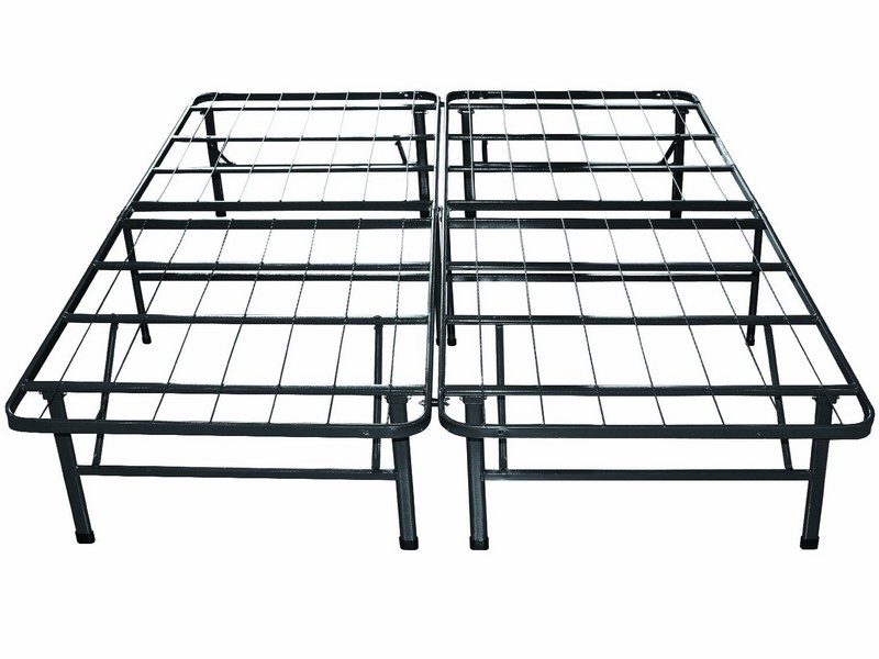 Tall Metal Bed Frame Queen