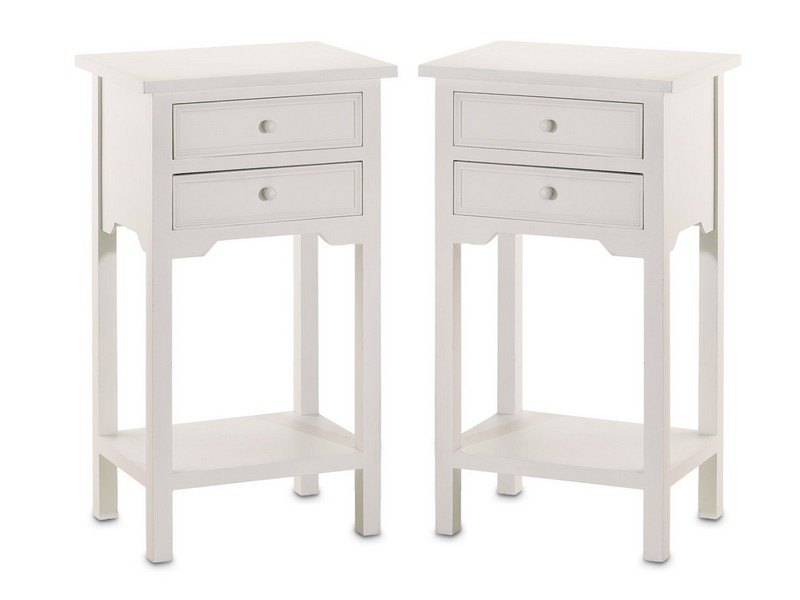Tall Narrow Nightstand