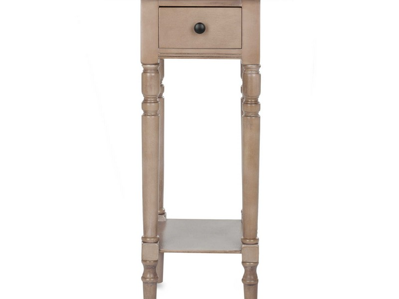 Tall Narrow Nightstands