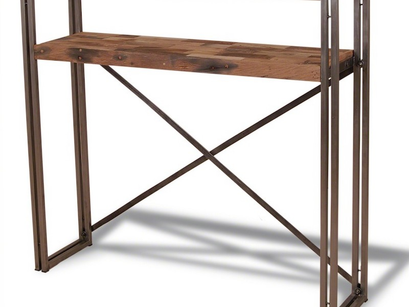 Tall Skinny Console Table