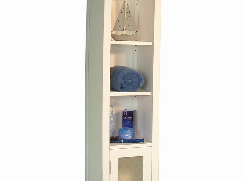 Tall Slim Bathroom Cabinets Uk