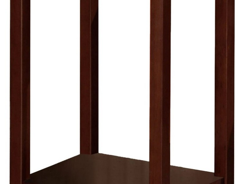 Tall Slim Side Table