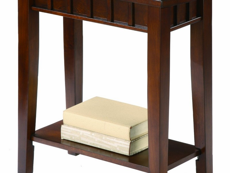 Tall Thin Side Table