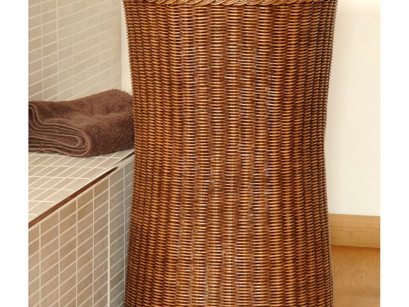 Tall Wicker Baskets