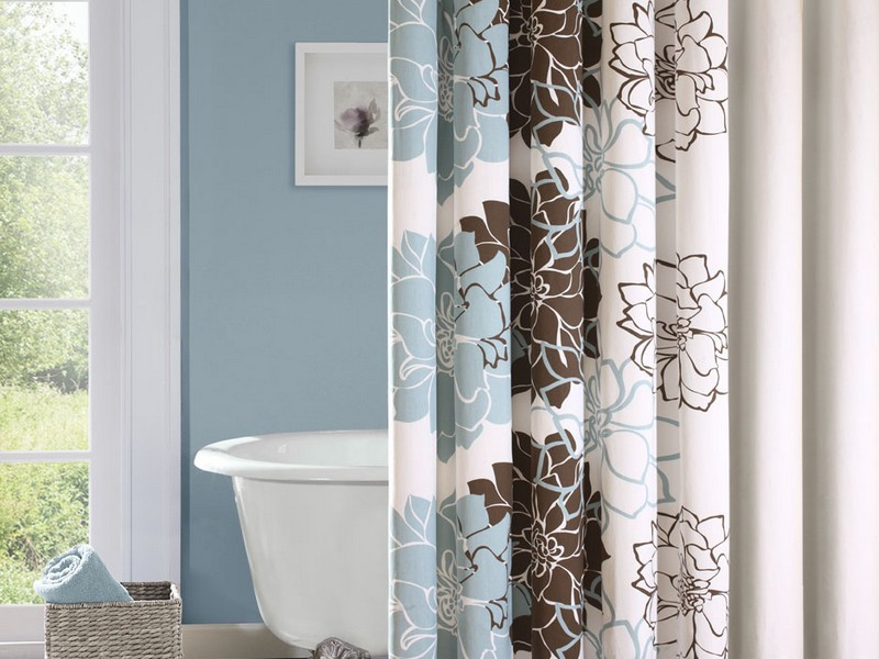 Target Bathroom Shower Curtains