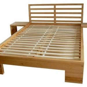 Tatami Platform Bed Frame