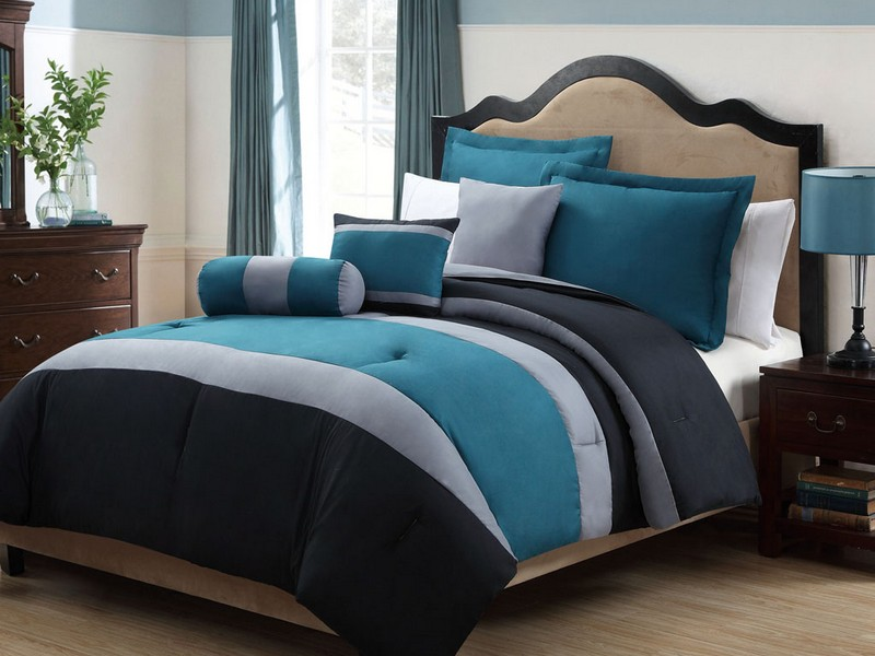 Teal Bedding Sets Queen