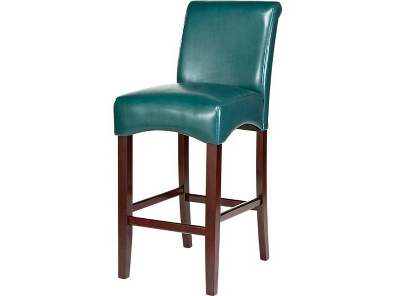 Teal Counter Stools