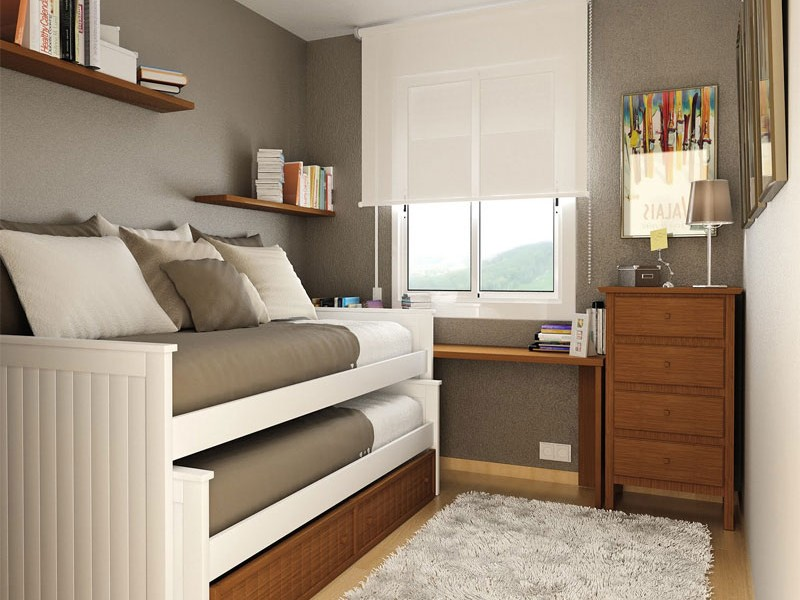 Teenage Bedroom Furniture With Desks