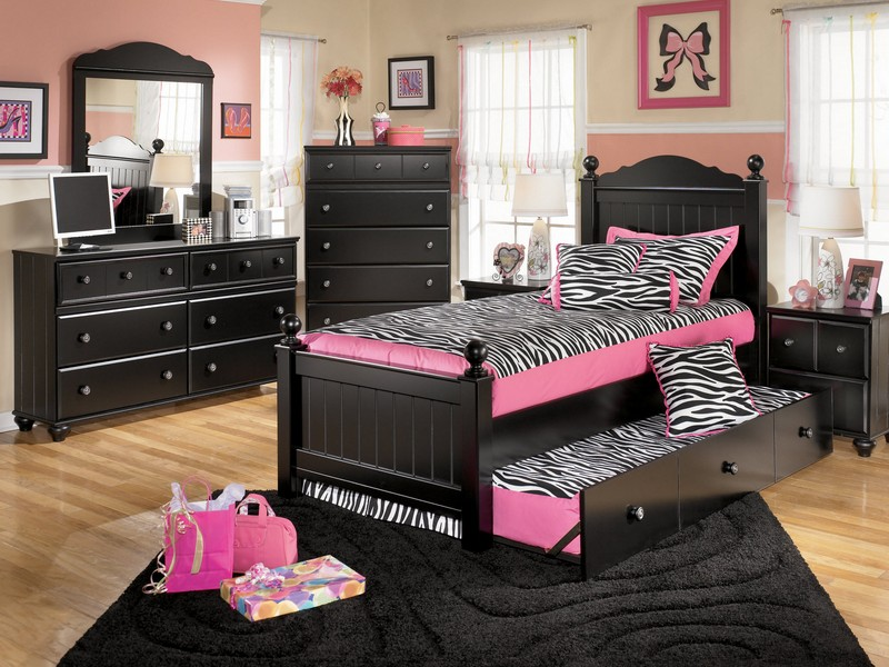Teenage Bedroom Sets For Girls