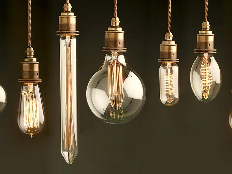 Thomas Edison Light Fixtures