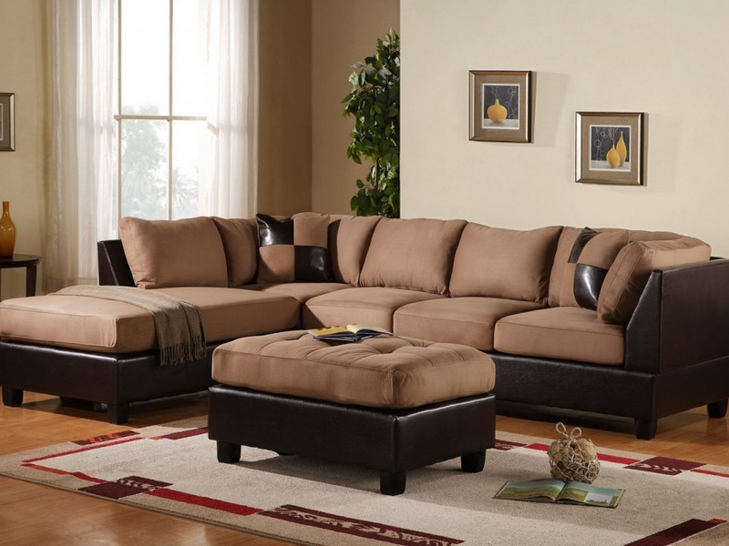 Three Piece Sectional Couch Cover