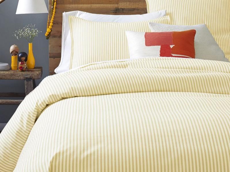 Ticking Stripe Duvet Cover Uk