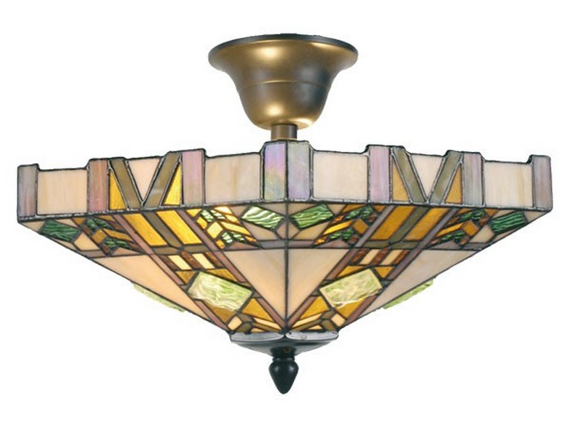 Tiffany Ceiling Lamps