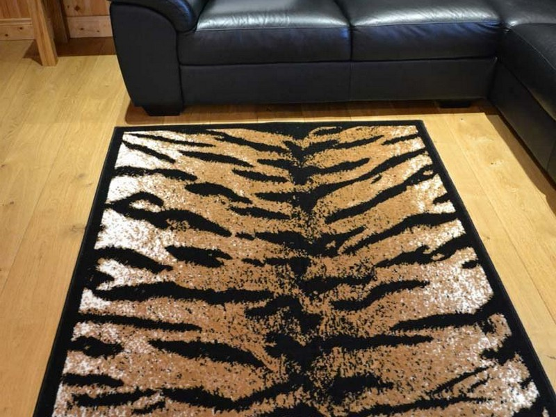 Tiger Print Rugs