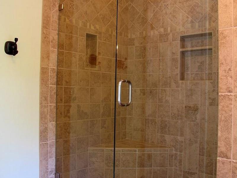 Tile Shower Designs Small Bathroom