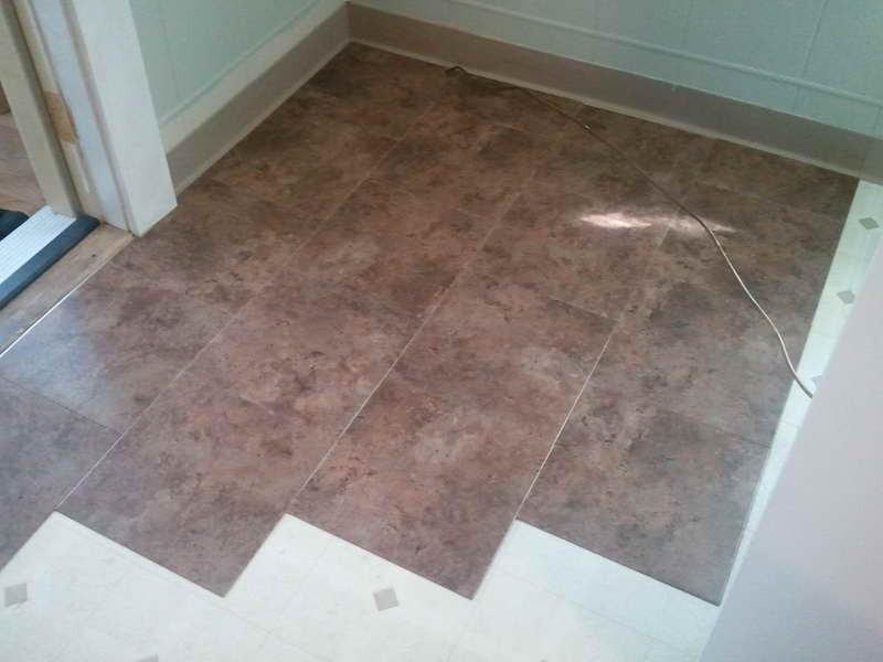 Tiling A Bathroom Floor