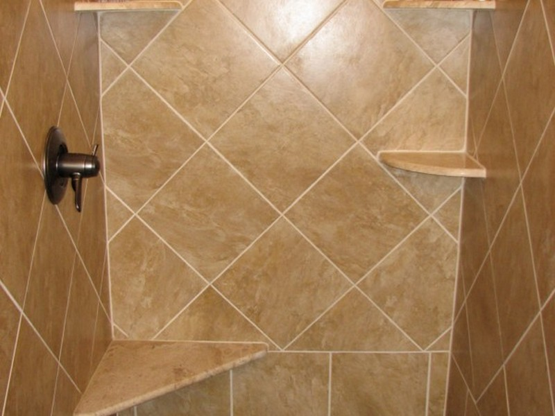 Tiling A Bathroom Shower