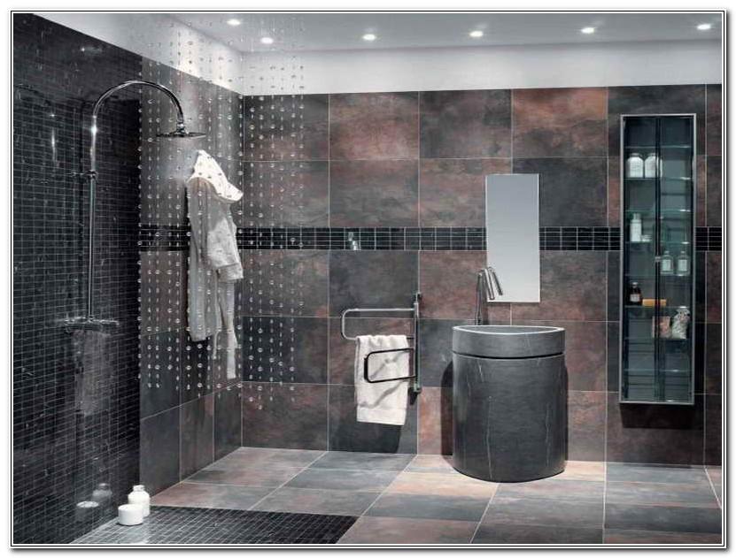 Tiling A Bathroom Wall Ideas