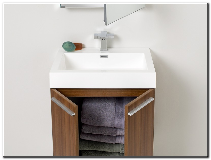 Tiny Bathroom Sink Ideas