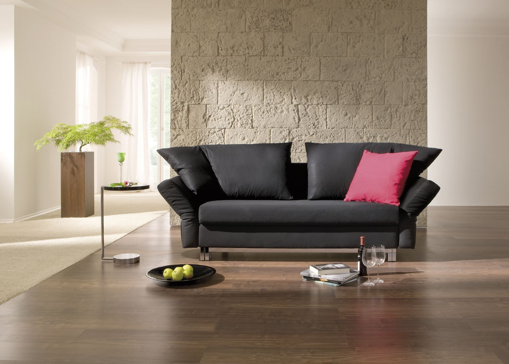 Comtemporary Best Sofas Black Sofas Ideas
