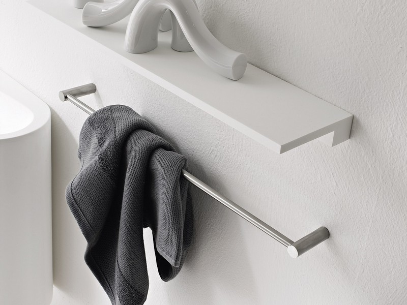 Towel Holder For Bathroom Wall