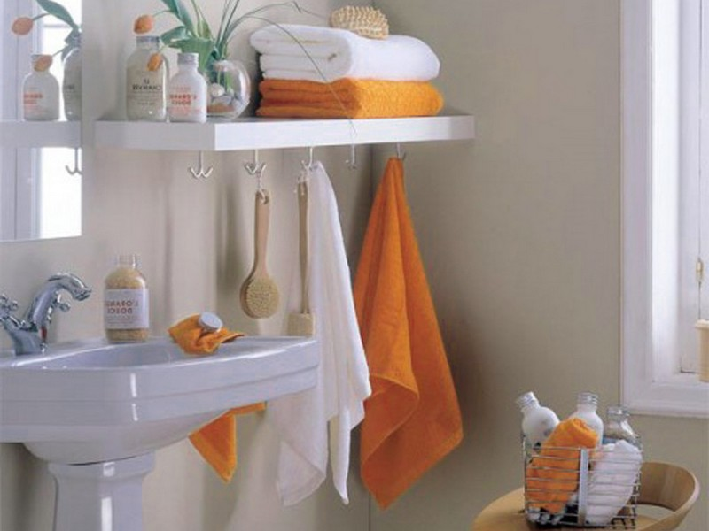 Towel Rack For Bathroom Ideas