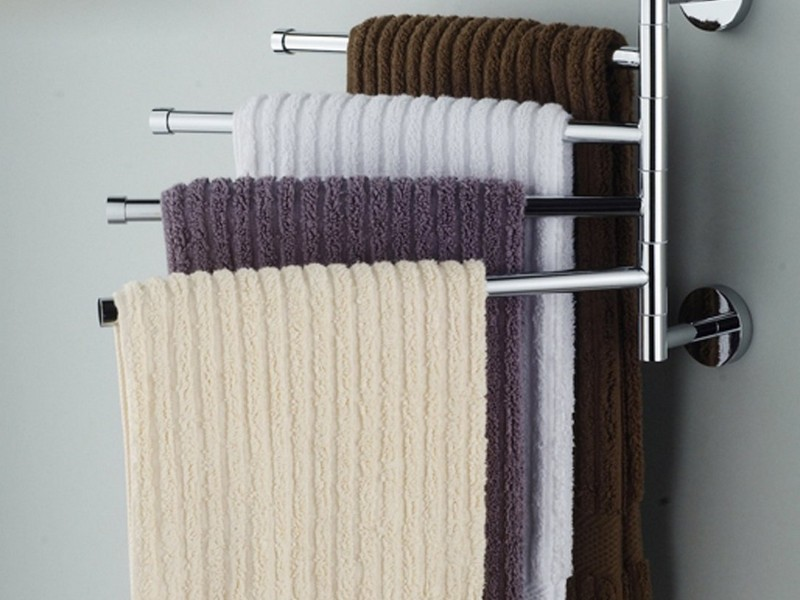 Towel Racks For Bathroom Wall