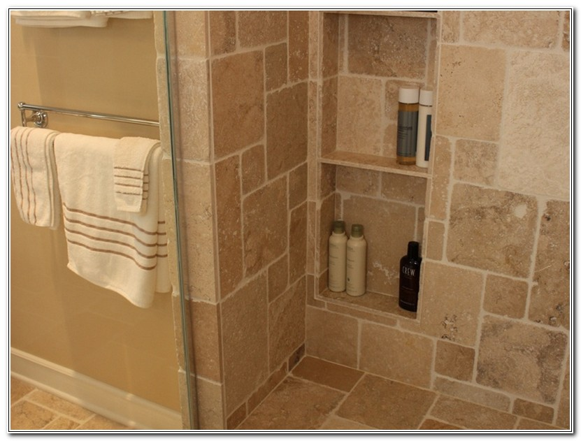 Travertine Tile Bathroom Photos