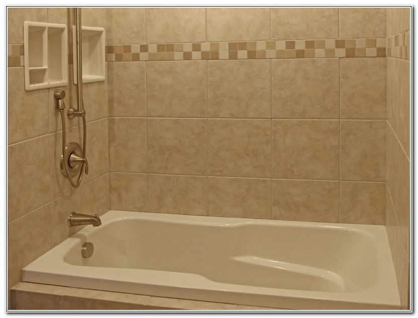Travertine Tile Bathroom Walls