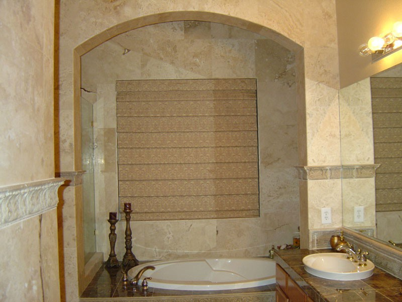 Travertine Tile Designs For Bathrooms