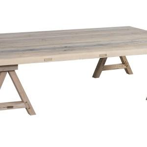 Trestle Coffee Table