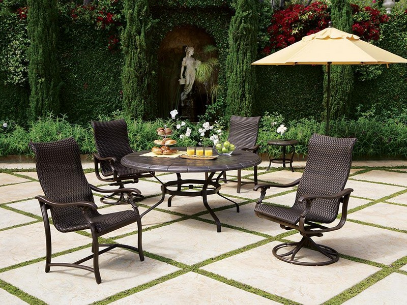 Tropitone Outdoor Furniture Collection